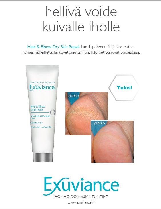 Exuviance Heel & Elbow